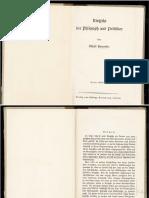 Nietzsche Der Philosoph Und Politiker_text (1)