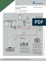 BMW_E60_Fan and Flap Control Unit - Circuit Diagram