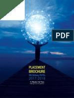 IIM Shillong PGPX Brochure 2017-18