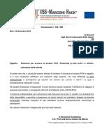 190dir Selezione Studenti Progetto Pon Chemistry on the Rocks