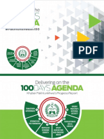 Delivering on the 100 Days Agenda - Khyber Pakhtunkhwa's Progress Report