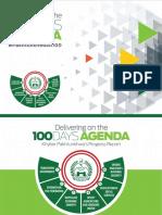 Delivering on the 100 Days Agenda - Khyber Pakhtunkhwa's Progress Report
