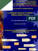 Clase 01. Medicina Social en San Fernando-2013
