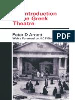 Introducing Greek theatre