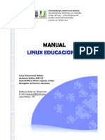 Manual Linux Educacional