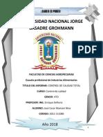 Determinación de Azúcares Reductores Por El Método de Somogyi Nelson (1)
