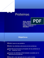 Proteinas presentacion