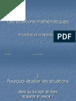 8 Propriétés Des Situations Mathématiques