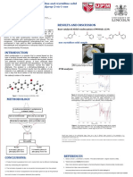 ATR-FTIR Spectra of Non-crystalline and Crystalline Solid of 3-(4-Methoxyphenyl)-1-Phenylprop-2-En-1-One (MNYAD_1539) v1.0 (1)
