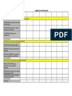Ficha de Analisis de Dinámicas