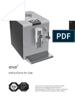 Manual Expresor Jura Ena7