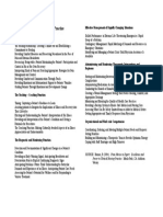 Benner Domains of Nursing Practice