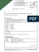 DIN EN ISO 5457