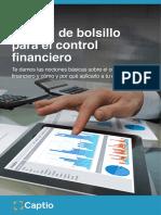Captio Manual Bolsillo Control Financiero