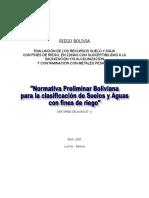 Operacion y Mantenimiento de Sistemas Tecnificados (Documento Tecnico)
