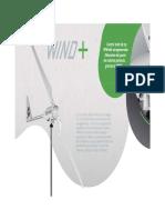 Catalogo Aerogeneradores Wind Plus Bornay