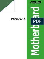 Asustek p5vdc-x motherboard.pdf