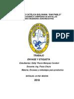 Envases y Etiquetas Eddy PDF