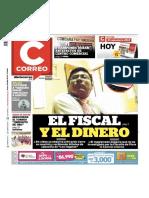 """Finalista de la categoría Reportaje Regional - """"Fiscales y jueces  ilegales"""""""