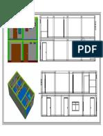 3d Const-fachada Plot