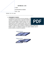 Informe 2 d Soldadura