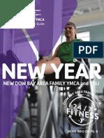 DBAFYMCA Winter II 2019 Program Guide