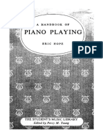 A Handbook Of Piano Playing (By Eric Hope) (1962).pdf