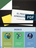 El Proceso Administrativo Galileo