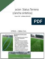 04.06.18 Coordinacion Grass Cancha
