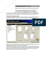 Resumen de Microsoft Publisher