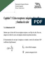 Capitulo 7 Ciclos Receptores