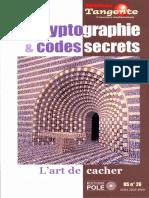 Cryptographie Et Codes Secrets - L Art de Cacher