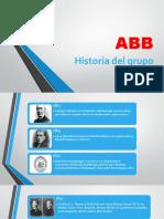 Controlador Logico Programable ABB