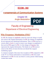 Fund Comm Sys Chapter 5 Fall2018 Angle Modulation Copy