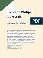 Howard Philips Lovecraft-Chemarea Lui Cthulhu 1.0 10