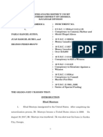 Rangel-Rubio Et. Al Indictment