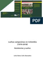 Leila Celis-Luchas Campesinas Colombia (1970-2016) Resistencias y Sueños (2018)