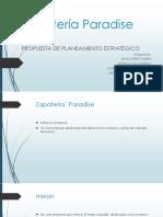 Zapatería Paradise PP