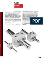 Metric Model Linear Actuators