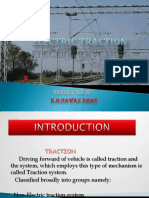 Presentation - Electric Traction
