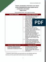 Analisis SWOT Profil & Strategi Pengembangan Usaha Garam Rakyat Di Jawa Barat (Bagian Kedua)