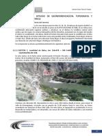 Topopgrafia Campo - Carretera de Chachapoyas