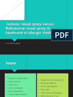 9586_Isotonic Nasal Spray Versus Fluticasone Nasal Spray