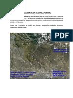 Geologia de Apurimac