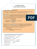 Les participes passes exercices et corrige.pdf