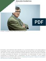 A farsa intelectual dos pós-modernos  indicaçoes de artigos.pdf