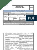 8vo. EGB Planif Curricul Anual