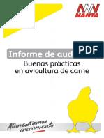 Informe de Auditoria 2016 Nanta. Avicultura de Carne