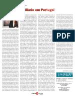 Artigo sobre o Imobiliario em Portugal