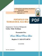 TÉCNICA Multigrado Marisol